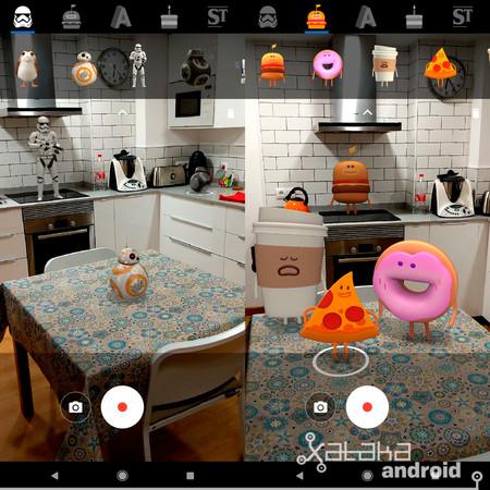 Pegatinas AR Google Pixel 2 XL