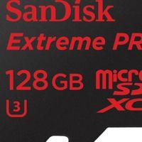 SanDisk presenta la tarjeta microSD más rápida del mercado
