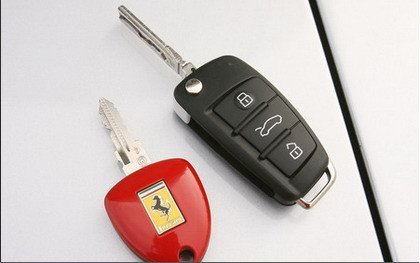 Mucho coche pero poca llave