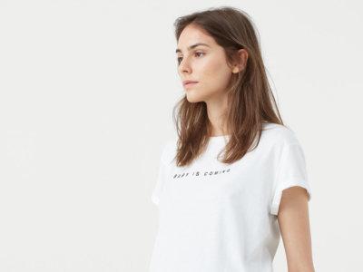 Mango se apunta a la moda para embarazadas: cómoda y 'low cost'