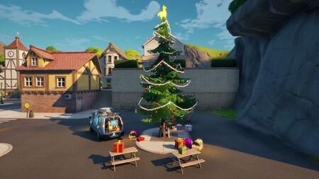 Fortnite: dónde están los árboles de Navidad de Operación Enfriamiento