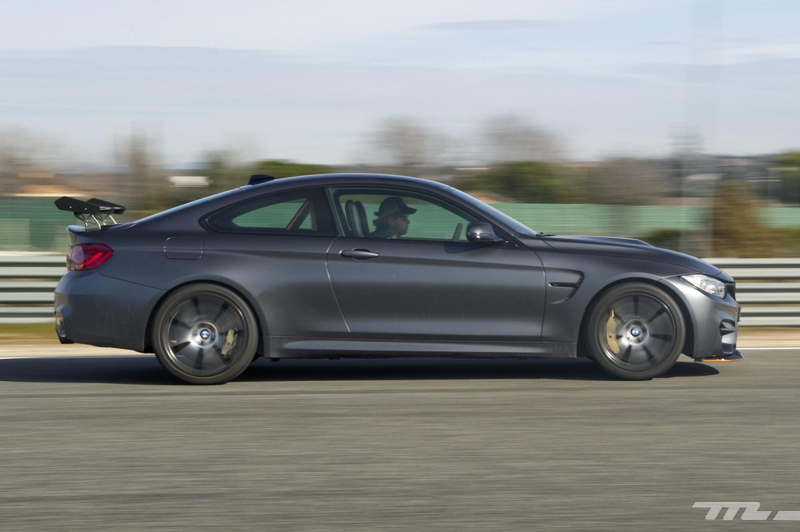 Foto de BMW M4 GTS (Prueba) (32/38)