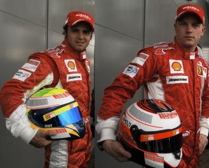 Felipe Massa cree que en Ferrari seguirá habiendo igualdad