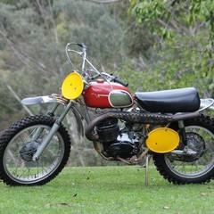 Foto 5 de 12 de la galería husqvarna-400-cross-1970-steve-mcqueen en Motorpasion Moto
