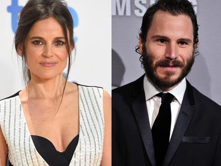 Elena Anaya y Rubén Ochandiano con Bryan Cranston y Diane Kruger en 'The Infiltrator'