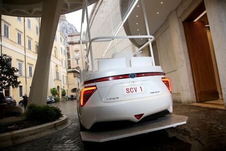 Papamovil Toyota Mirai Hidrogeno 12