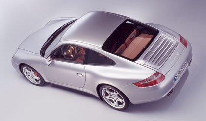 Porsche 911, novedades para el 2008