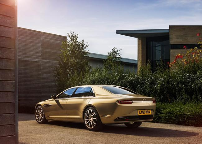 Foto de Aston Martin Lagonda Taraf (1/4)