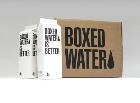 El agua que piensa en verde: Boxed Water