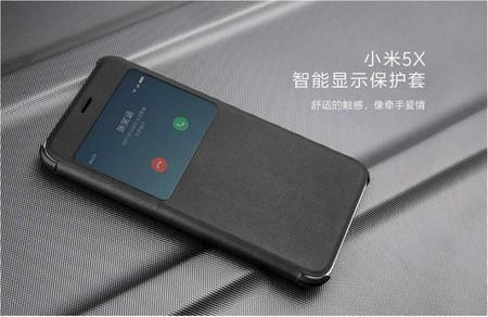 Funda oficial Xiaomi Leather Case para el Mi A1 por sólo 11,70 euros y envío gratis
