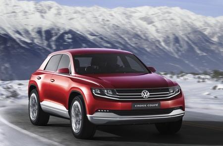 Volkswagen Cross Coupé, solo 1,8 l/100 km (con 306 CV)