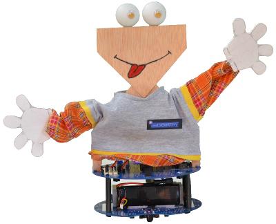 Arduino es un robot para que los alumnos puedan acercarse al aprendizaje de la robótica