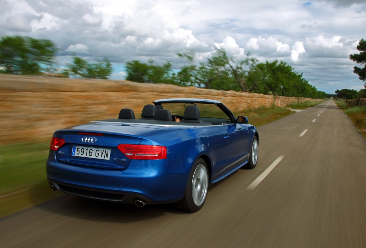 Foto de Audi A5 Cabrio (5/45)