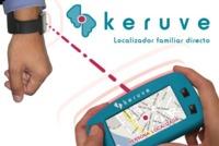 Keruve, reloj-localizador para personas con alzheimer
