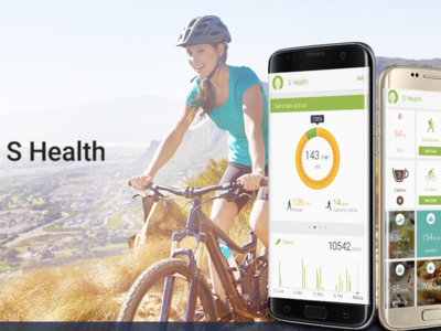 Samsung S Health app, ya permite crear retos entre usuarios con su última actualización