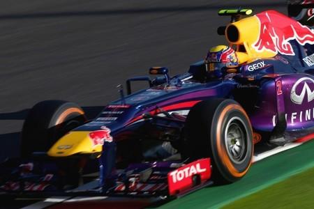 Mark Webber se lleva su primera pole de la temporada en Suzuka