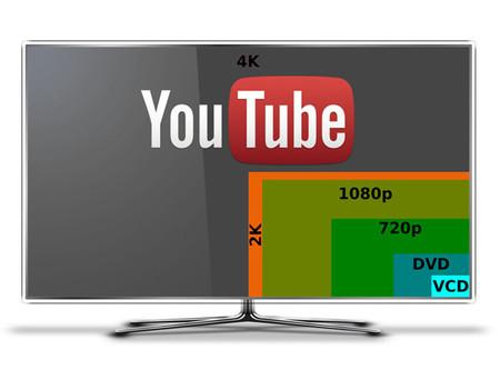¿Querían contenidos en 4K? YouTube mostrará su códec VP9 para apoyar esta resolución en el CES