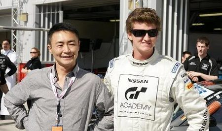 La historia de Lucas Ordoñez: de jugador de 'Gran Turismo' a piloto profesional