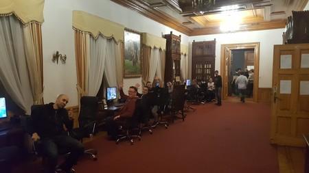 Un centenar de personas buscan dominar el mundo desde un castillo polaco con The Grandest LAN de Europa Universalis 4