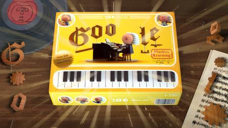 El primer doodle de Google basado en inteligencia artificial te permite crear música al estilo de Johann Sebastian Bach