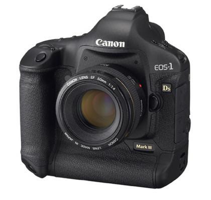 Canon EOS 1Ds MARK III: presentación oficial