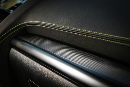 Subaru Outback Black Edition GLP interior