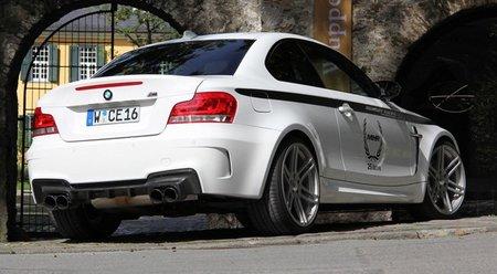 Manhart Racing BMW MH1 Biturbo, en otra liga