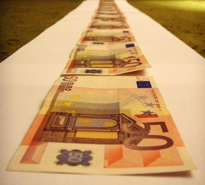 Cheque al portador: Daniel se funde 1000 euros en un día