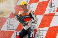 Tito Rabat logra su primer podium