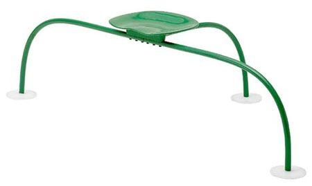 allunaggio asiento  verde zanotta