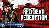 Mejor Aventura de Acción de 2010: 'Red Dead Redemption'