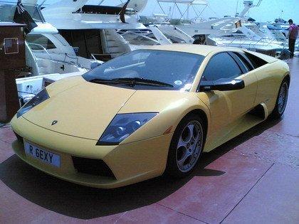 Lamborghini Murcielago Playboy Edition
