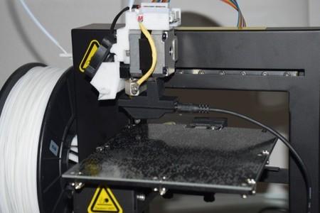 Sensor para calibrar el cabezal de impresión