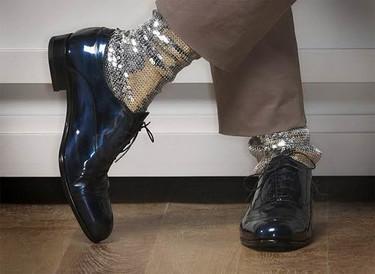 Unos calcetines demasiado atrevidos