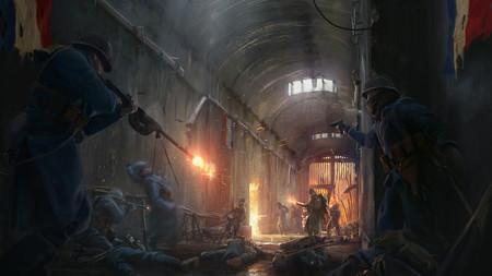 Battlefield 1 introducirá al ejército francés en They Shall Not Pass, su primera y gran expansión