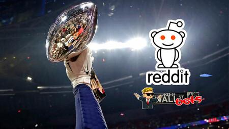 El anuncio más inesperado de la Super Bowl no fue de una gran empresa. Fue de Reddit y lo pagaron los de Wallstreetbets