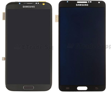 Samsung Galaxy Note II vs Samsung Galaxy Note III Screen