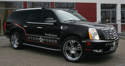 Cadillac Scalade Starforce