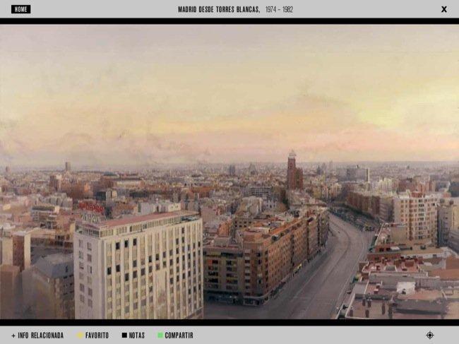 Madrid desde Torres Blancas, uno de mis cuadros favoritos de Antonio López