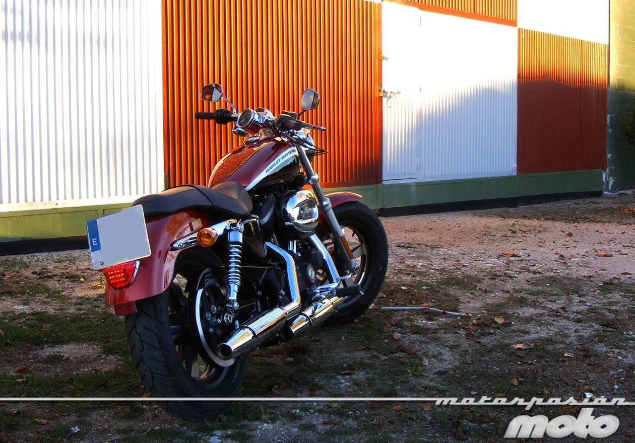 Foto de Harley-Davidson XR 1200CA Custom Limited (1/65)