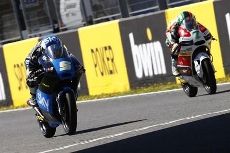 MotoGP España 2014: Romano Fenati, el enésimo heredero de Valentino Rossi