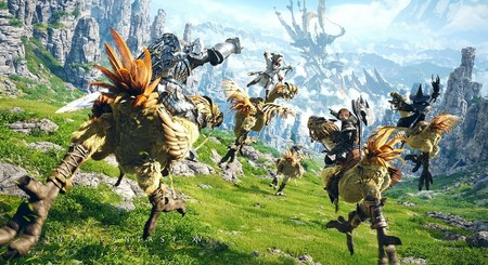 Final Fantasy XIV: A Realm Reborn pasará a tener una versión en Xbox One