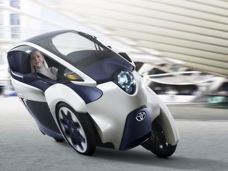 Toyota Iroad 01 Gms 2013
