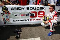 Andy Soucek se convierte en el primer campeón de la nueva Formula 2