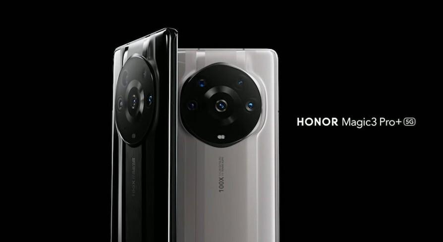 Honor Magic3 Pro+: el móvil más espectacular de Honor llega con un enorme sensor de cámara y armado hasta los dientes