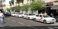 El sector del taxi está en el punto de mira por la crisis