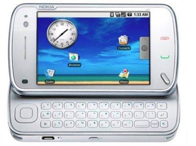 Android en los Nokia, imagen de la semana