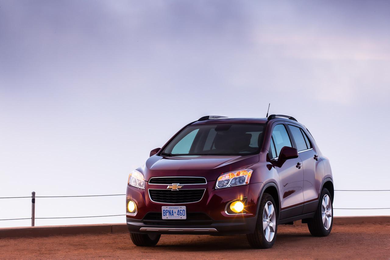 Foto de Chevrolet Trax 2013 (7/18)