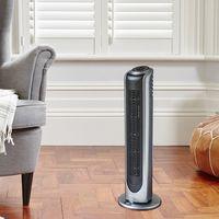 Oferta flash en el ventilador de torre Bionaire BT19-I: hasta medianoche su precio será de 49,90 euros en Amazon