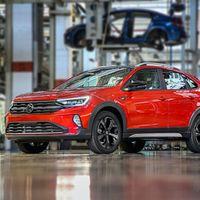 El Volkswagen Nivus prepara su llegada a México: la producción ya inició en Brasil